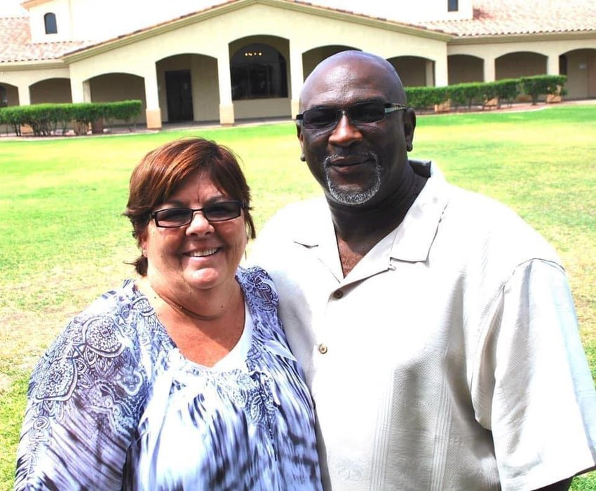 Deep Within founders Cindy and Lee Humes. Mr. Humes passed away from complications of COVID-19 in May. Cindy continues the mission of providing a safe, clean, drug and alcohol free environment for men living on the street. The nonprofit is continuing its capital campaign to buy their property and transition into an Arizona licensed substance abuse treatment facility.