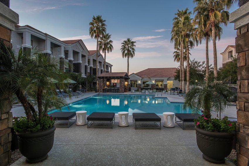Enclave at Arrowhead, a 240-unit multi-family community located at 8092 W. Paradise Lane in Peoria, has been sold to a private family buyer for $63 million.