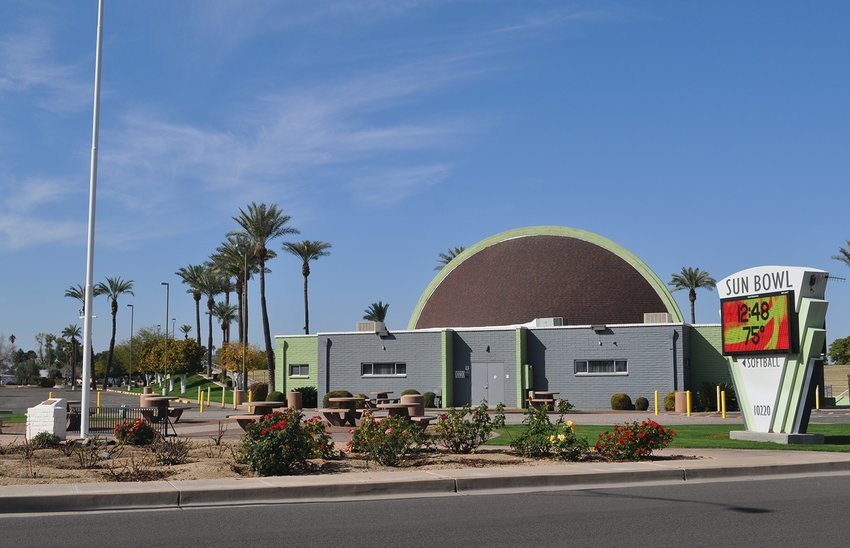 Although the COVID-19 pandemic halted shows there for now, the Sun Bowl, 10220 N. 107th Ave., Sun City continues to be a popular venue for entertainment.