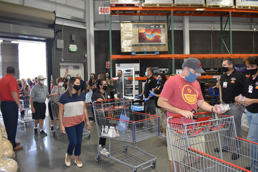 The opening of Costco was one of the bright spots in an otherwise rough year for many Surprise residents.