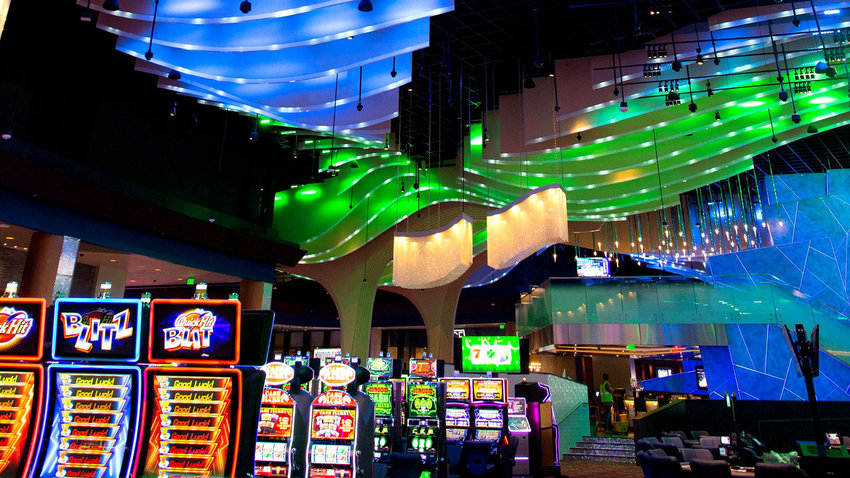 Desert Diamond West Valley Casino (pictured) in Glendale opened in 2020 after almost two years of construction.