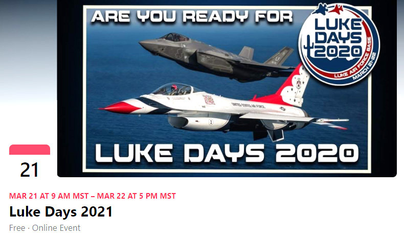 """This Facebook """"event post"""" suggests that there will be a Luke Days celebration in 2021. It's not true."""