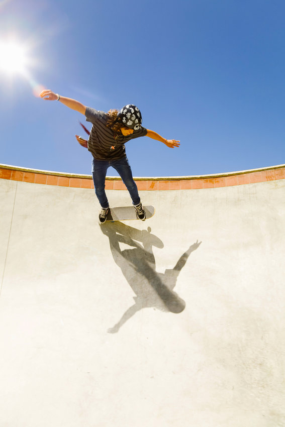 The skate park will be owned and maintained by the Eastmark Community Alliance.