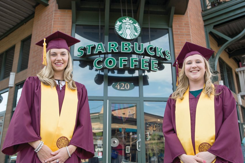 More than 17,000 Starbucks partners are currently enrolled in Arizona State University's online degree programs, thanks to the Starbucks College Achievement Plan.