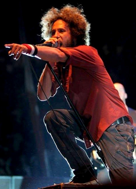 Singer Zack de la Rocha and Rage Against The Machine have rescheduled two shows for Glendale in 2022.