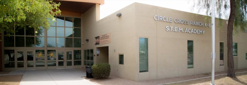 Circle Cross Ranch K-8 S.T.E.M. Academy will house the gifted magnet program for the Florence Unified School District.