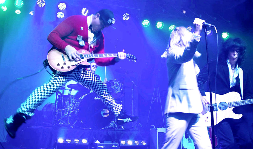 Surrender, a Cheap Trick tribute band, opens a weekend of live music May 1 at Fuzzy's in Peoria.