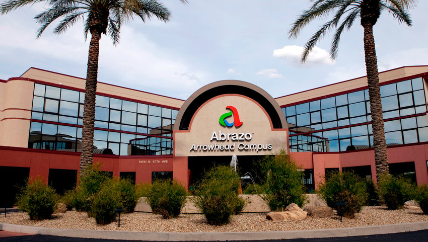 Abrazo Arrowhead Campus is located at 18701 N. 67th Ave, Glendale.