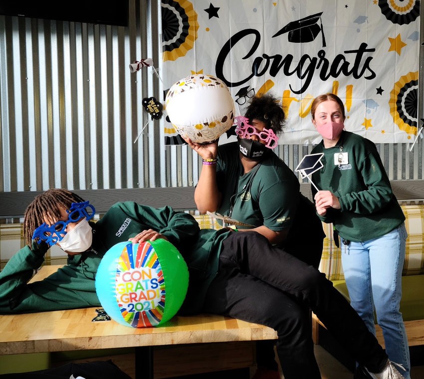 The Sprouts location in Glendale this month is celebrating its 2021 graduates.