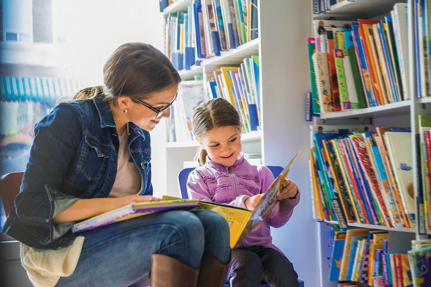 Mesa Public Library cards are free for anyone who lives in Maricopa County for at least 30 consecutive days a year or who works, owns property or attends school within the county.
