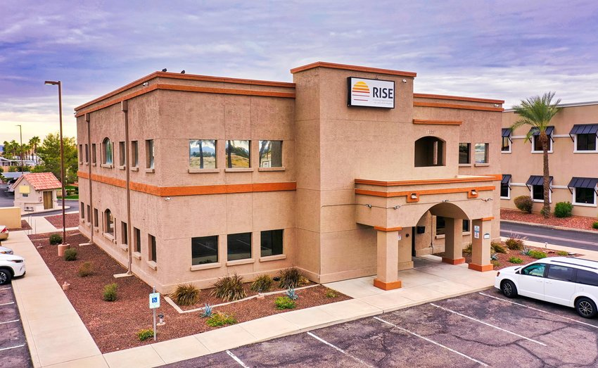 The RISE Services building at 12129 W. Bell Road was recently sold for $2 million.