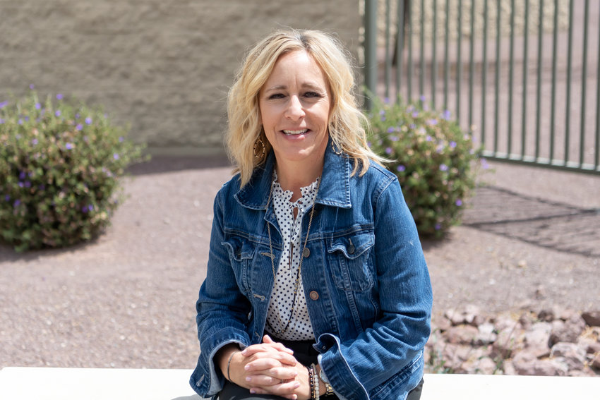 Dana Knoebel, Curriculum Instruction and Assessment Director for Prek-8, has recently been named the recipient of the Arizona School Administrators Distinguished Administrator Award.