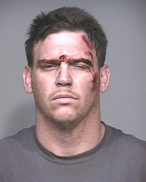Matthew Thomas Crook, 34, has been caught by the Scottsdale Police Department for June 28 incidents in which he was sought.