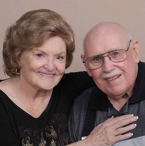 Merv and Joy Schantz of Surprise celebrated their 50th wedding anniversary  at Manuel's Mexican Restaurant in Glendale on June 25.