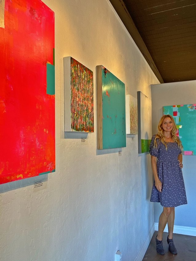 A group exhibition celebrating the gallery's fourth anniversary will have various mediums including painting, drawing, mixed-media, photography and sculpture represented.