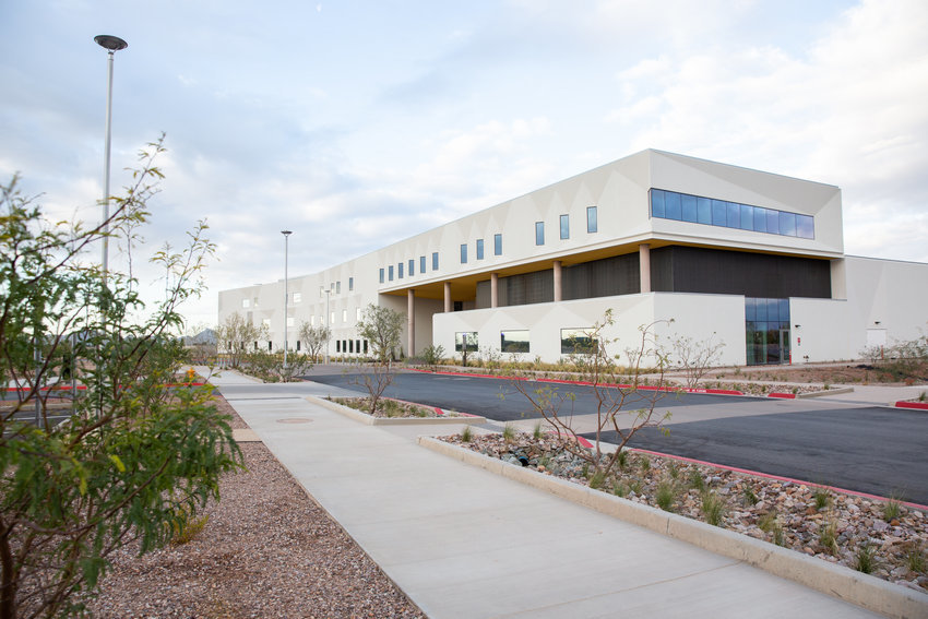 The Health Futures Center is Arizona State University's building at the Phoenix Mayo Clinic campus. The two long-time partners are funding seven medical research programs in 2021.