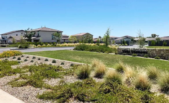 The median home list price in Glendale ZIP code 85307 (pictured) is at $767,000 this week.