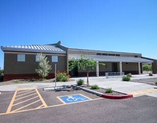 Sierra Montana Recreation Center in Surprise is the site of the city's fall brea camp.