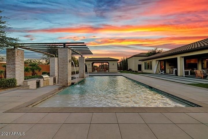 The top home sale, 9581 W. Villa Lindo Drive, sold for $2 million on Sept. 16.
