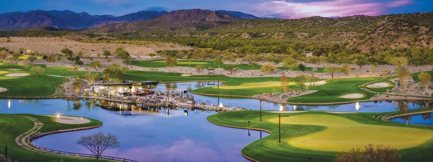 """Saturday night The Watering Hole at Wickenburg Ranch will play host to a benefit concert, """"Sunset Symphony."""" The Humane Society of Wickenburg and the West Valley Symphony String Ensemble are presenting the concert"""