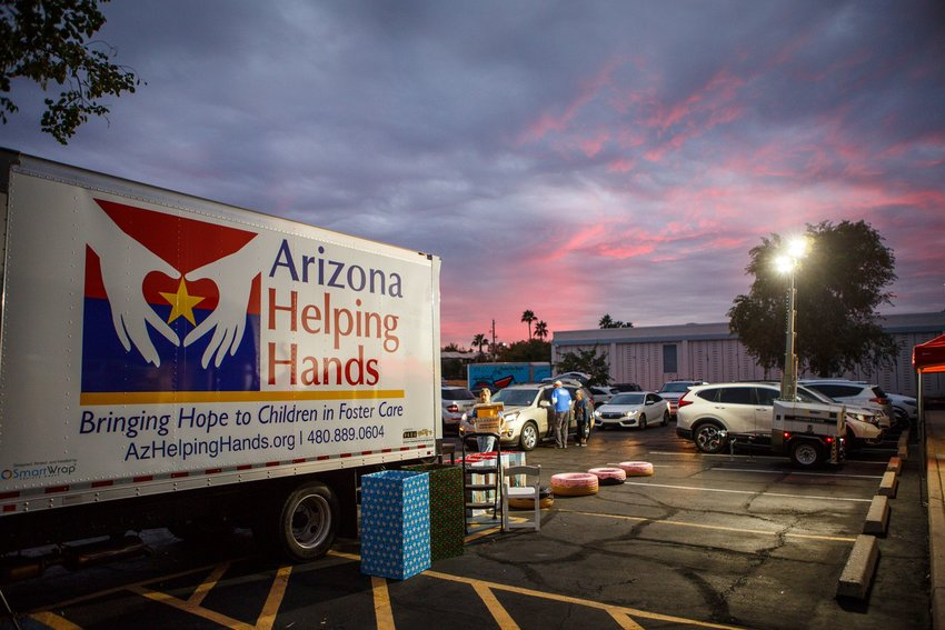 Arizona Helping Hands receives $100,000 grant to fund program that provides free Life Safety Inspection items from fire extinguishers and first aid kits to outlet covers for foster families to become licensed by the state.