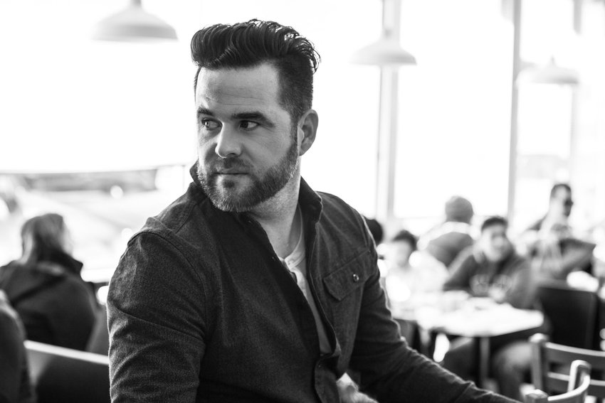 David Nail will be playing this year's Peoria Country Fest at Lake Pleasant, Oct. 9.