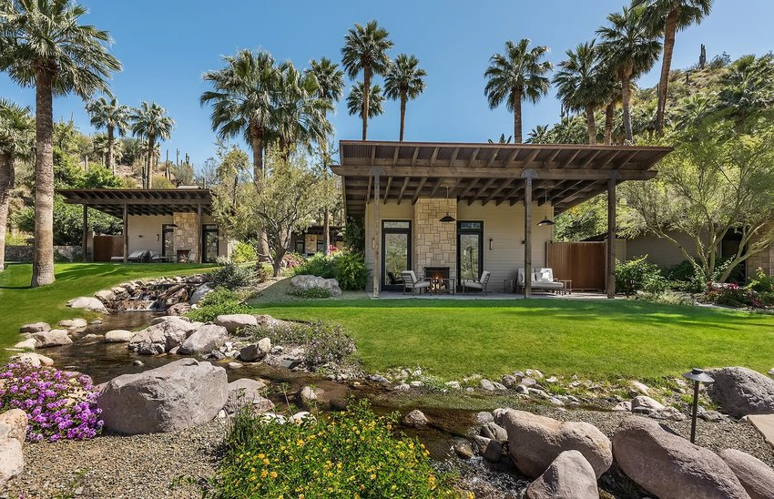 Committed to preserving the natural, cultural, and aesthetic legacy of Arizona, the historic 1,100-acre desert retreat has been recognized as the Southwest's most illustrious new resort property of 2021.