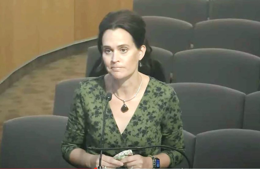 Assistant Maricopa County Manager Lee Ann Bohn explained a budgetary technicality to the Board of Supervisors at their Oct. 6 meeting. She said bills for a $100,000 court-management expert, associated with the Melendres court order, are considered non-department general county expenses and don't come out of the Maricopa County Sheriff's Office budget.