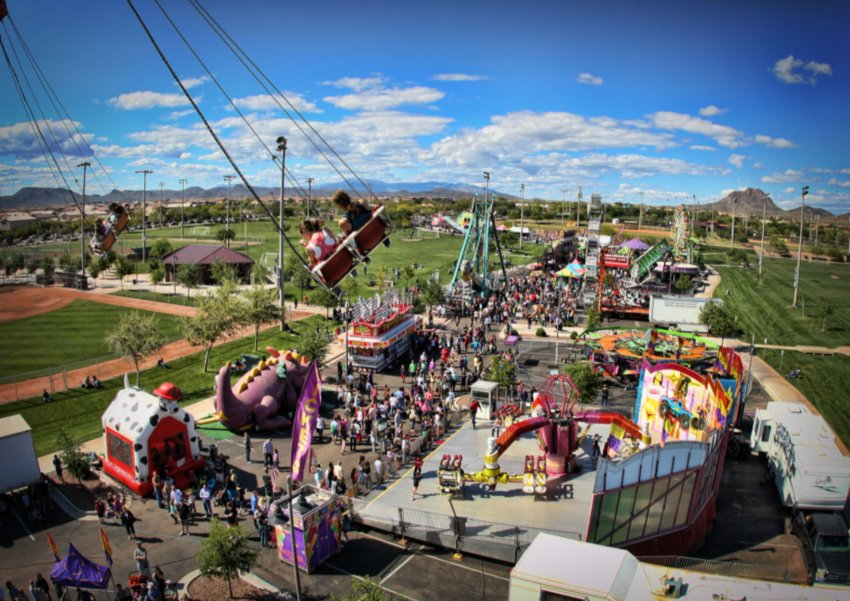 Anthem officials will kickoff the community's Autumnfest — a two-day event at Anthem Community Park, 41730 N. Gavilan Peak Parkway, Anthem.  The event, which starts 10 a.m. on Saturday, Oct. 23  For more information, please visit OnlineAtAnthem.com/Autumnfest