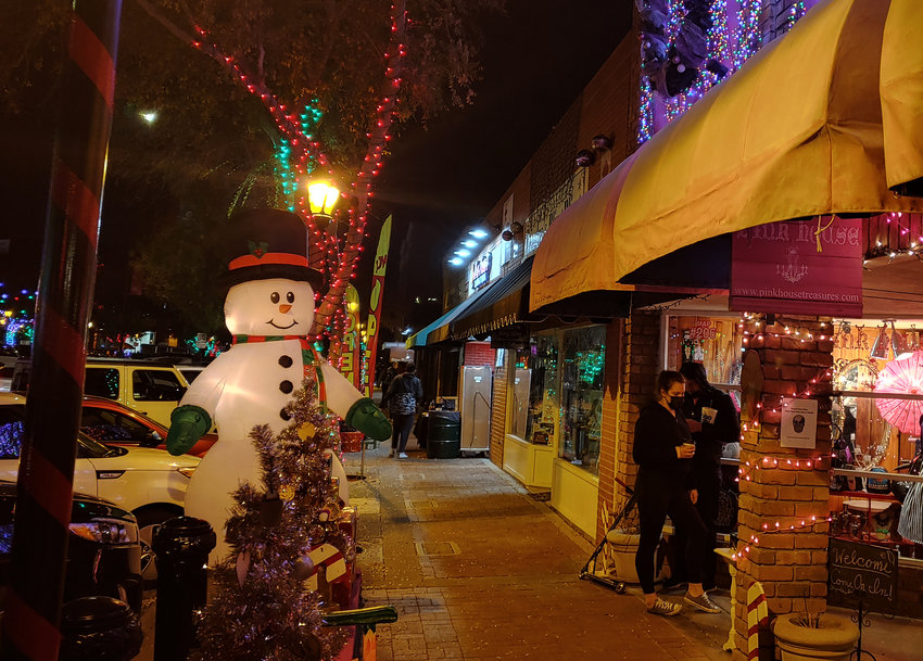 The holidays are coming soon to Historic Downtown Glendale, and get a head start with the Holiday Open House on Nov. 13.