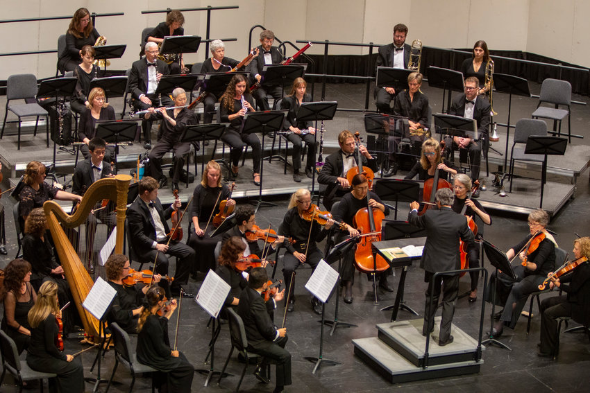 The Arizona Philharmonic is teaming up with The Vista Center for the Arts for five shows this year and more concerts planned for future years.