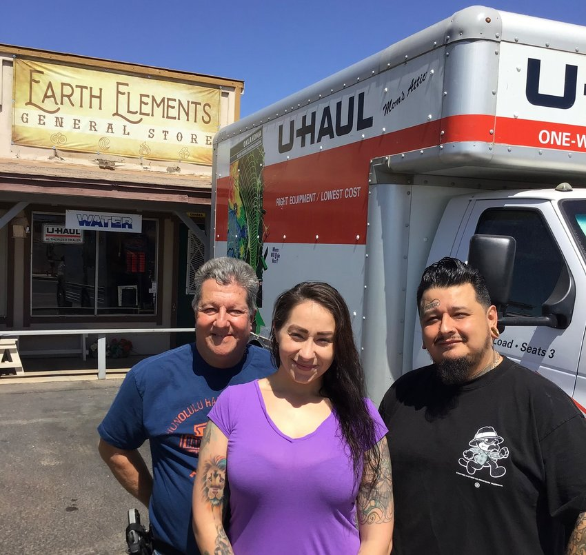 Earth Elements Rental, 832 N. Main Drive, will offer services such as U-Haul trucks, trailers, towing equipment, moving supplies and in-store pickup for boxes.