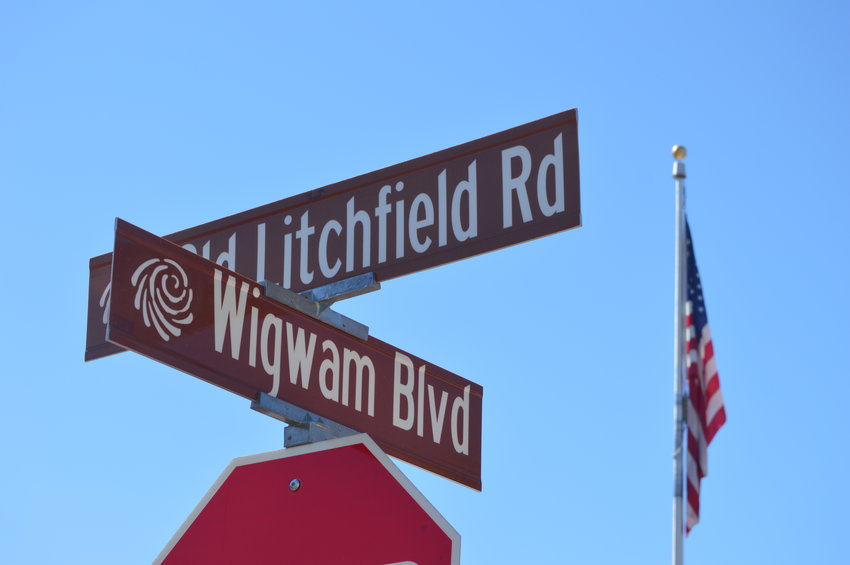 """Litchfield Park city officials recently became aware of """"lost"""" parcels still under the ownership of Goodyear Tire and Rubber Co."""