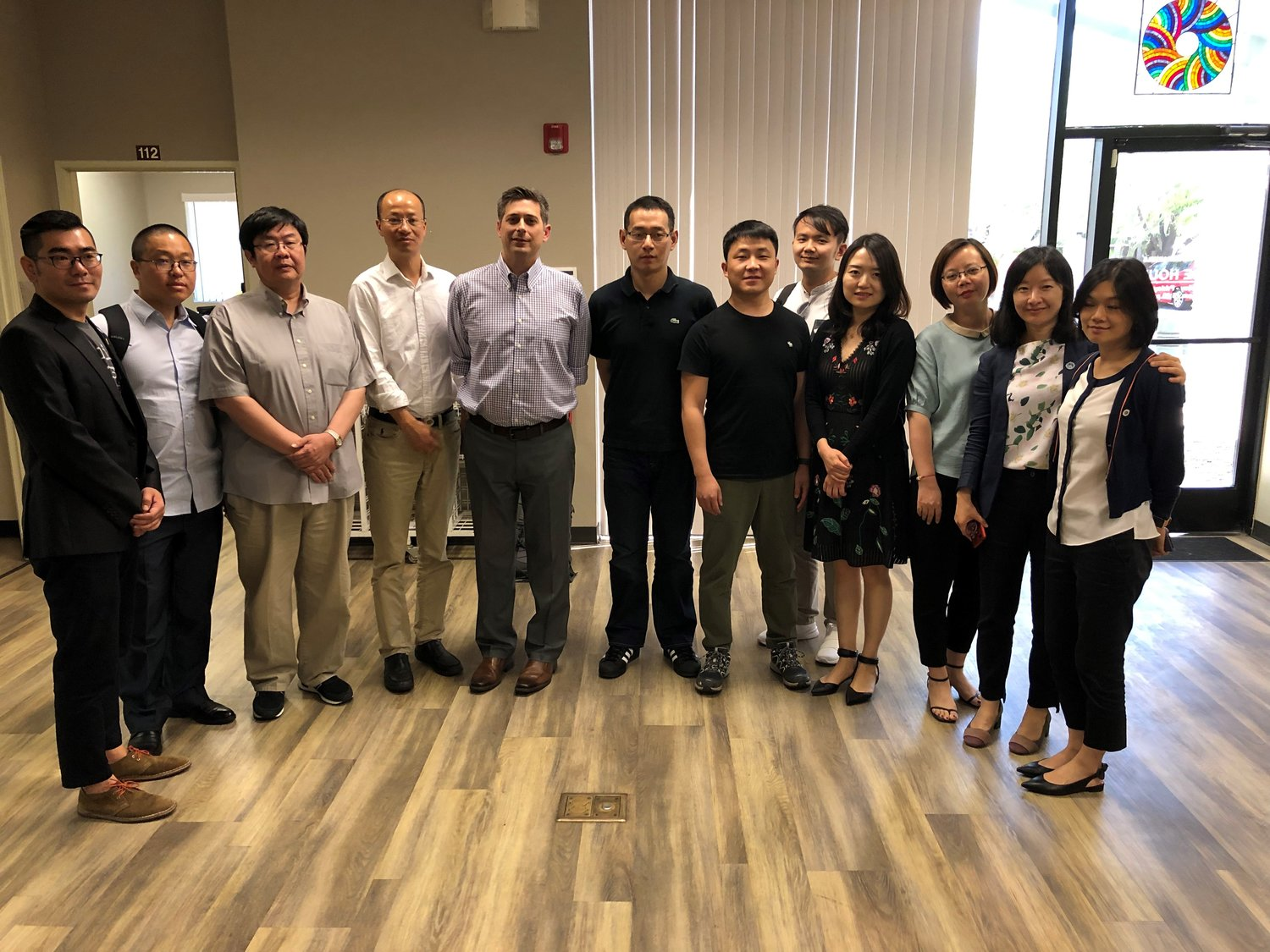 Managing Editor Terrance Thornton hosted Global Ties Arizona students from China. Global Ties Arizona is a local, nonprofit that has been hosting international visitors since 1966. In that role, Global Ties Arizona facilitate professional exchanges with top-notch dignitaries and professionals from virtually every country through a Department of State Program called the International Visitor Leadership Program. Terrance shared information about journalism in today's ever-changing news environment, including our digital daily initiative.