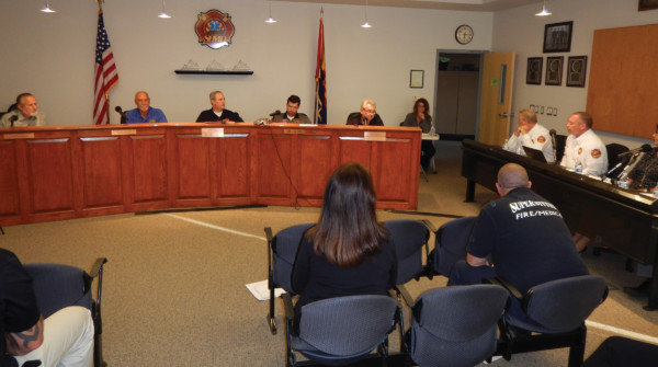 The action by the supervisors allows all candidates vying for three available positions on the Superstition Fire and Medical District, which includes Apache Junction and Gold Canyon, to be elected to four-year terms