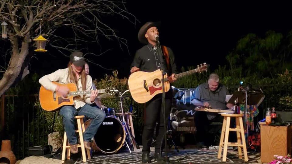 Country artist Chauncey Jones will perform at a free outdoor party Saturday, Oct. 26 at Goodyear Community Park, 3151 N. Litchfield Road. [Submitted photo]