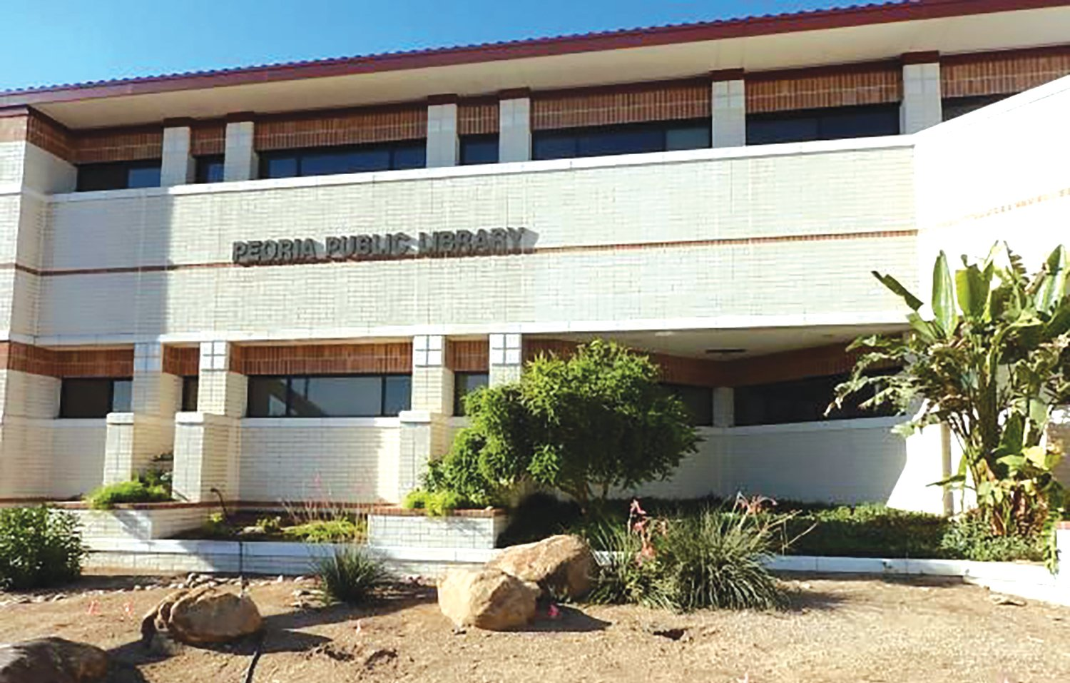 Design phase for indoor renovations of Peoria's main library will begin late spring.