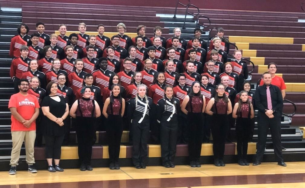 The Liberty High School marching band earned their highest score in four years at the Arizona state competition, Nov. 9. Band is a program that could be affected if an override is not approved by voters. An override failed at the ballot box, Nov. 5, but Peoria Unified could try for another in 2020.