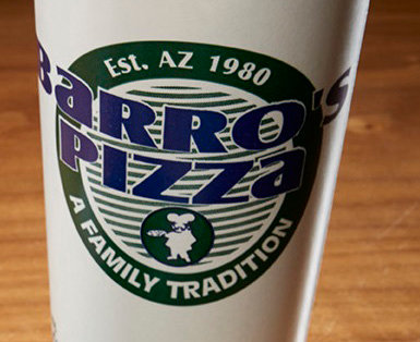 Barro's Pizza will donate all proceeds from sales on Dec. 3 to St. Mary's Food Bank.