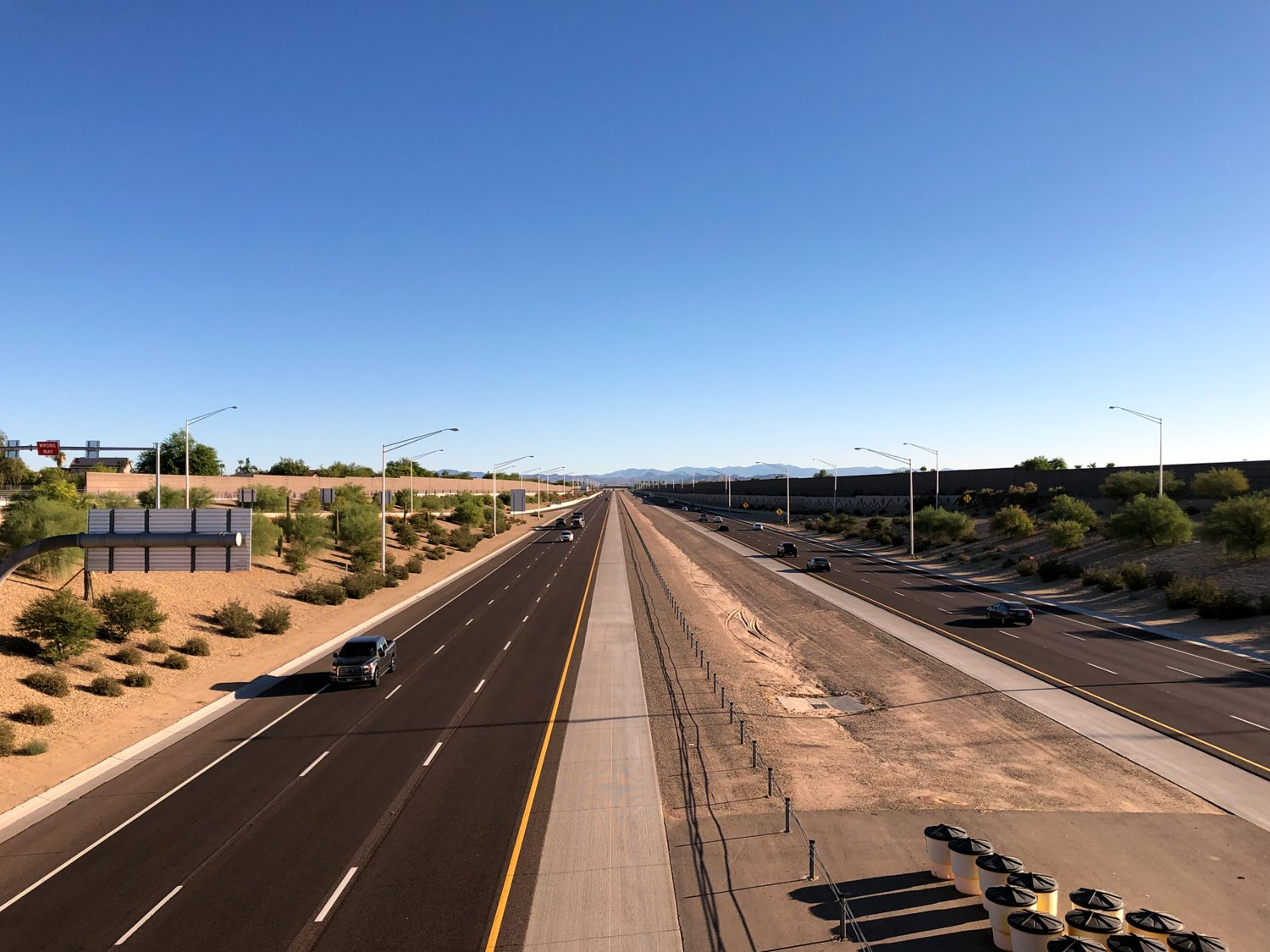 The Arizona Department of Transportation will be doing construction on Loop 303 this month.