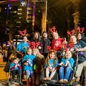 The Eighth Annual Ignite Hope Candlelight Holiday Walk for Phoenix Children's Hospital, raised  $453,000.