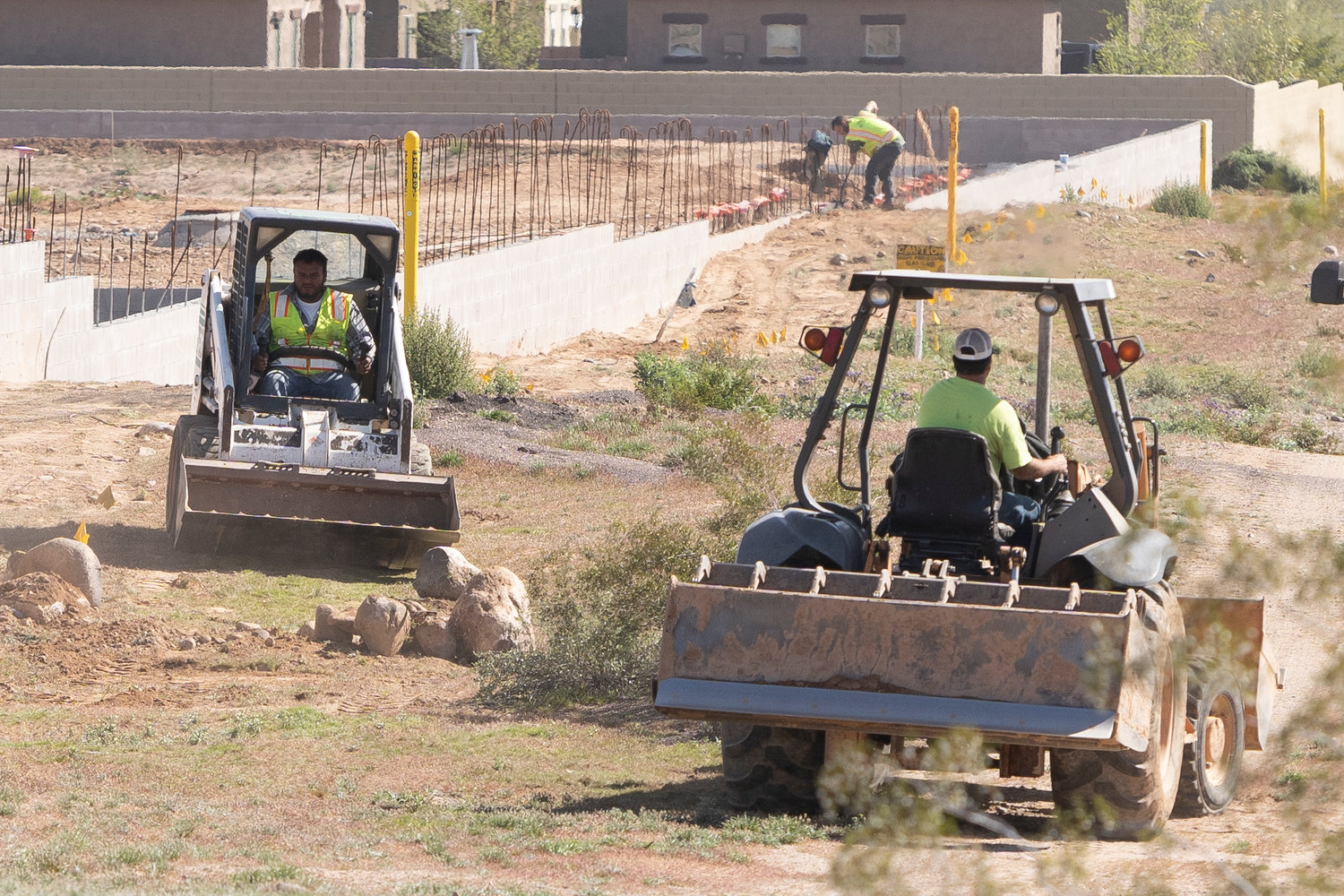 Construction Work Strong As Arizona Jobless Rate Drops To Lowest