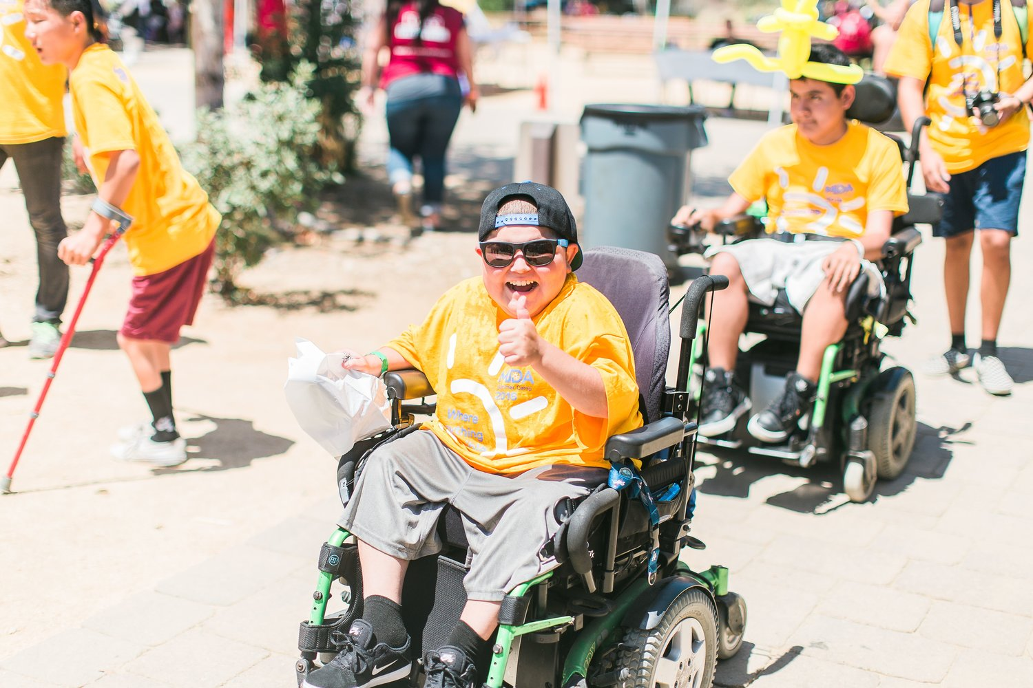the Muscular Dystrophy Association Arizona is there to help those stricken with the disease.