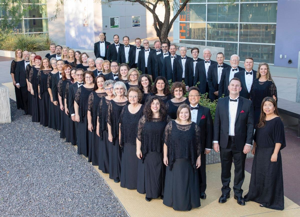 The Sonoran Desert Chorale is to perform in concerts featuring works by Gabriel Fauré.