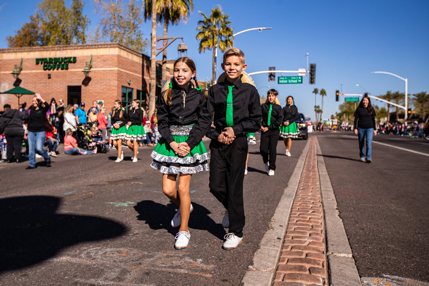 The 67th Annual Parada del Sol took place in Scottsdale Feb. 8.