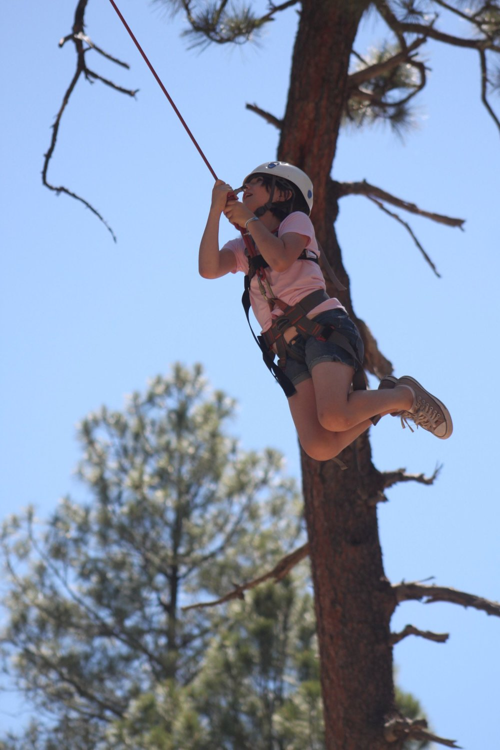 Girl Scouts–Arizona Cactus Pine-Council summer camps begin the week of May 31.