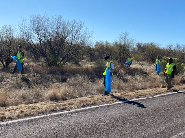 The Adopt a Highway volunteer program, launched in 1998, added 155 volunteer groups last year, bringing the total to more than 1,100.