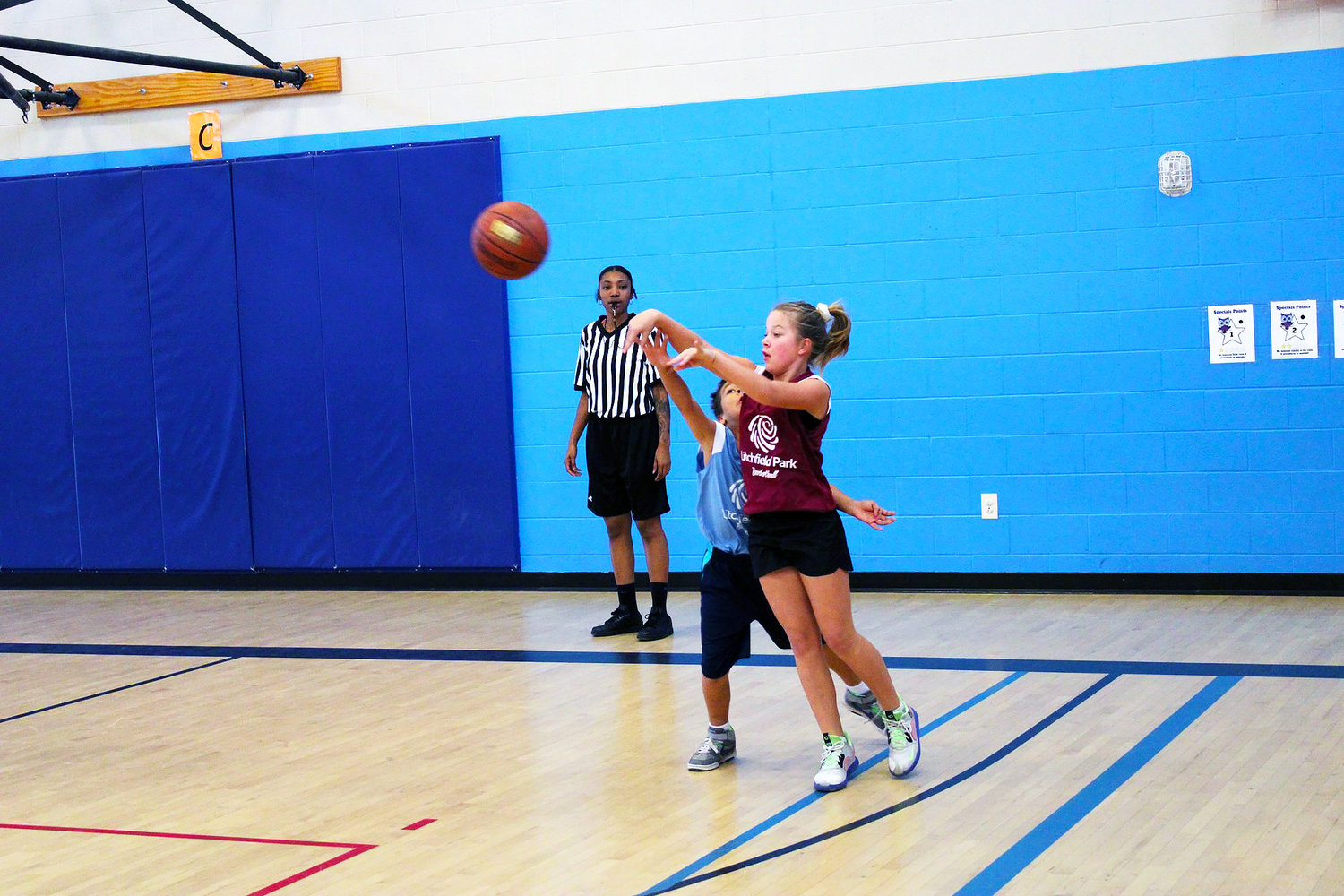 More than 300 children are participating in Litchfield Park youth basketball this season. Youth sports are among the programs funded through the city's general fund, which receives shared state revenue allocations based on population.