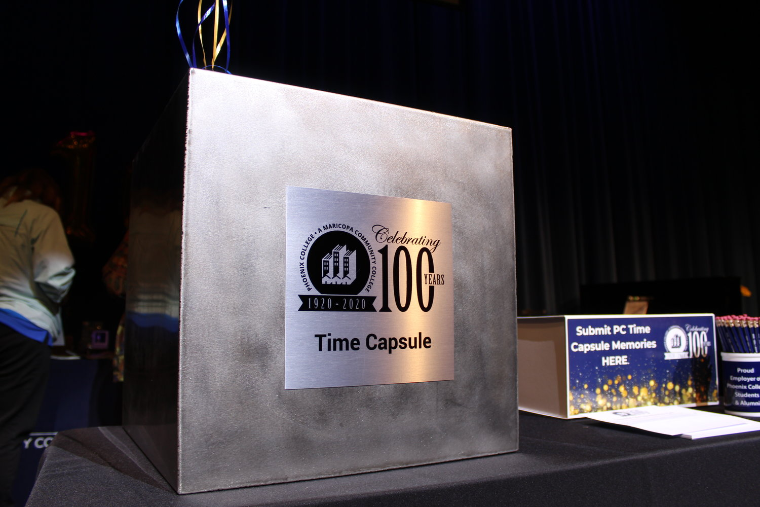 Phoenix College is celebrating 100 years of existence Sept. 13, 2020. The school hosted a time-capsule unveiling in late January.