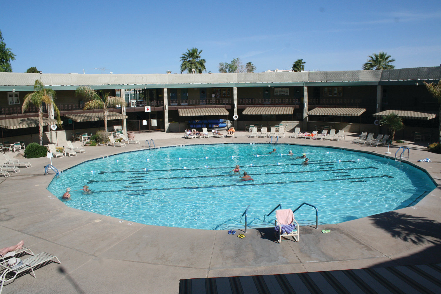 Rcsc Will Not Reopen Pools Spas And Fitness Centers In Sun City